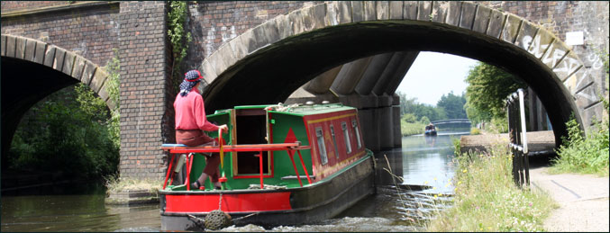 canal boats UK